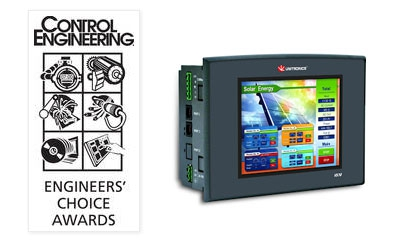 Unitronics: ganador en Engineer's Choice Award
