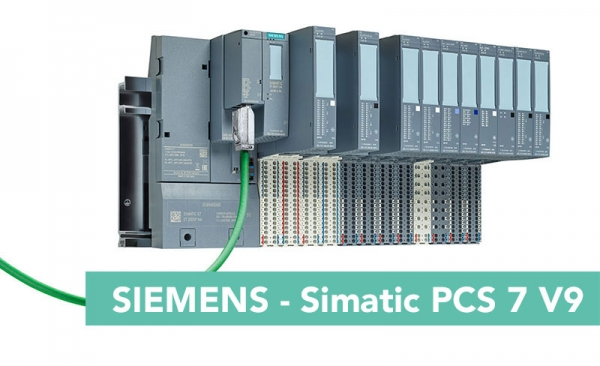 SIEMENS - Simatic PCS 7 V9