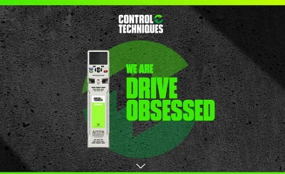 Control Techniques se declara 'Drive Obsessed'