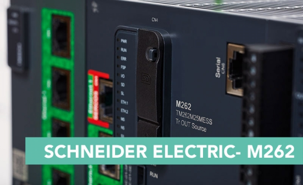 SCHNEIDER ELECTRIC - Modicon M262