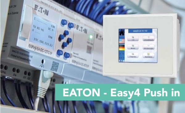 EATON - Easy4 Push in