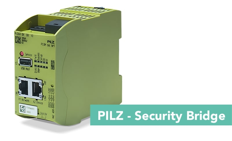 PILZ - Security Bridge